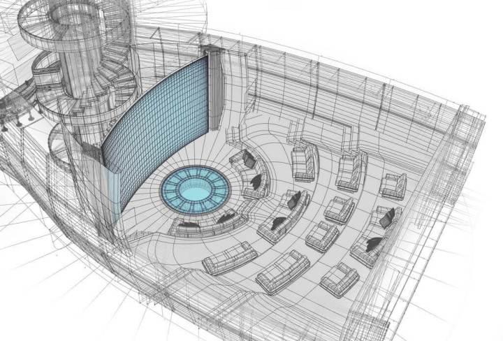 b0kbkmkicaakxio 2 720x488 - Maior iate do mundo terá sala de cinema IMAX