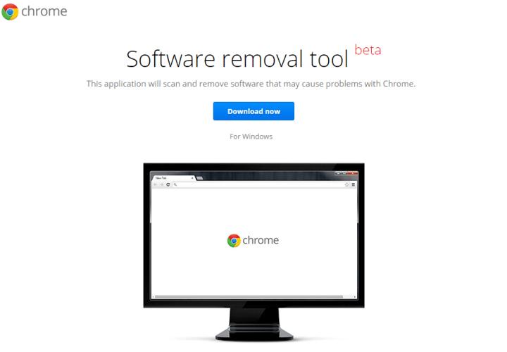 chrome software removal tool 720x500 - Google Chrome ganha ferramenta oficial para remoção de malwares