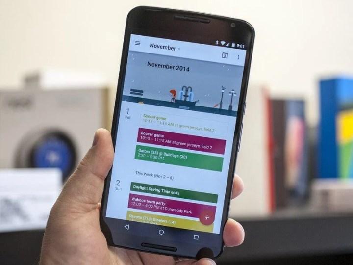 google calendar update 720x540 - Google Calendar ganha novo design e novas funções (APK Download)