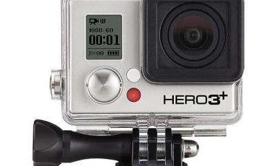 gopro hero 3 black edition 1 - Câmera GoPro será fabricada no Brasil e vai custar R$ 1.699