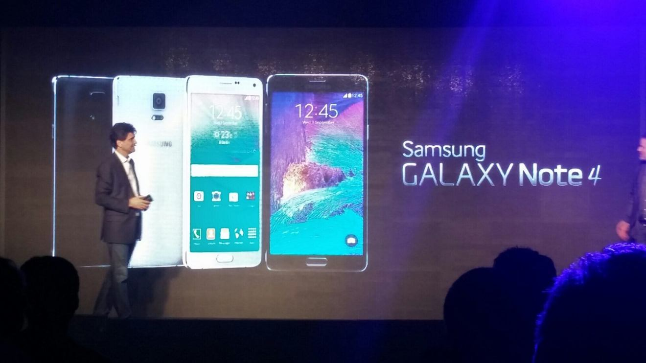 wpid wp 1415137439289 - Samsung apresenta o Galaxy Note 4 no Brasil