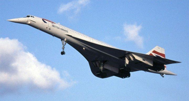 aeronave supersonica concorde aviao 720x386 - Nova aeronave supersônica deve reduzir pela metade a duração de viagens