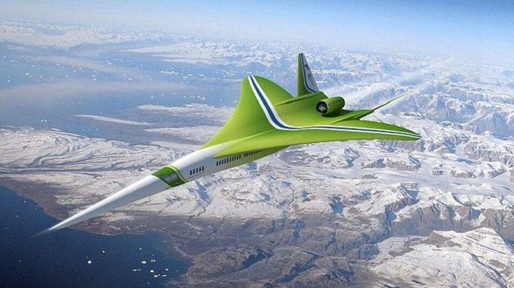 lockheed martin jato supersonico aeronave nasa n 2 720x404 - Nova aeronave supersônica deve reduzir pela metade a duração de viagens
