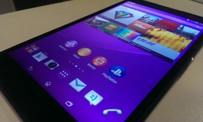 Review Sony Xperia Z3 Tablet Compact