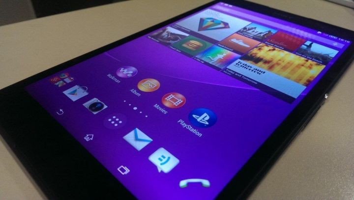 sony xperia z3 tablet compact 720x407 - Review: Sony Xperia Z3 Tablet Compact (1 mês de testes)