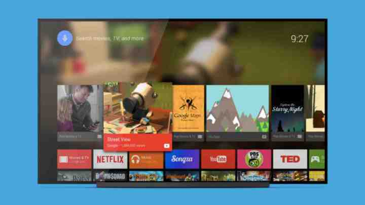 androidtvlauncher 720x405 - Review: Nexus Player (Android TV do Google e Asus)