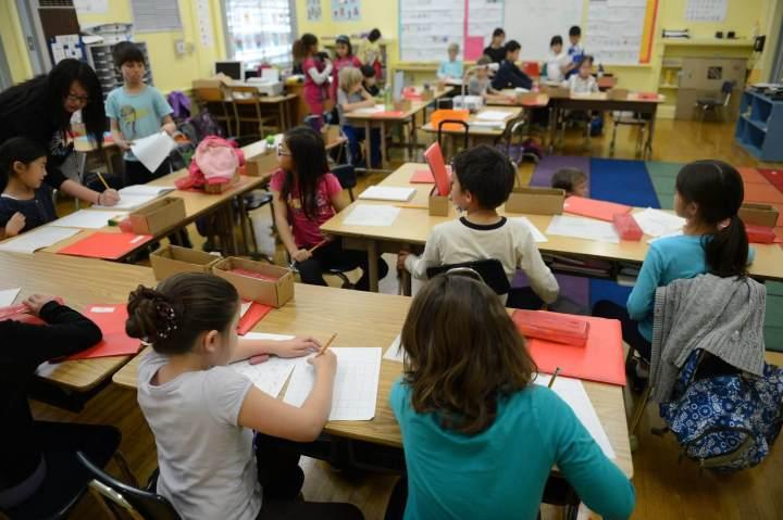 classroom 720x479 - Aprender uma 2ª língua aos 10 anos pode trazer benefícios surpreendentes