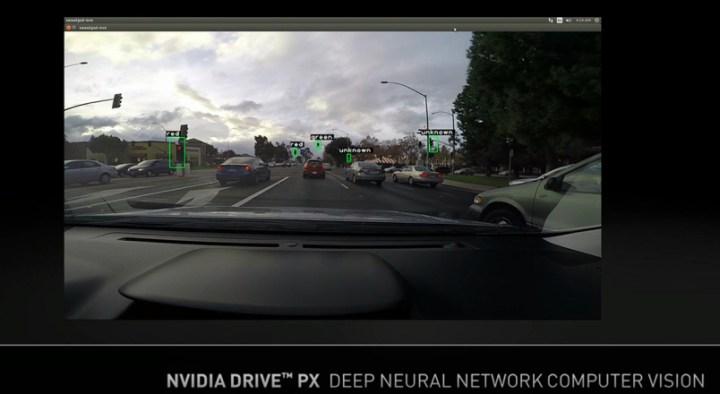 CES 2015: Nvidia mostra sistema de entretenimento informativo Tegra X1 para automóveis 5