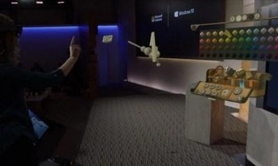 hololens 2 - Realidade Aumentada: Novo óculos da Microsoft será capaz de criar hologramas