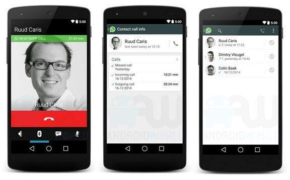 whatsapp voice calling chamada de voz - Whatsapp passará a oferecer chamadas de voz