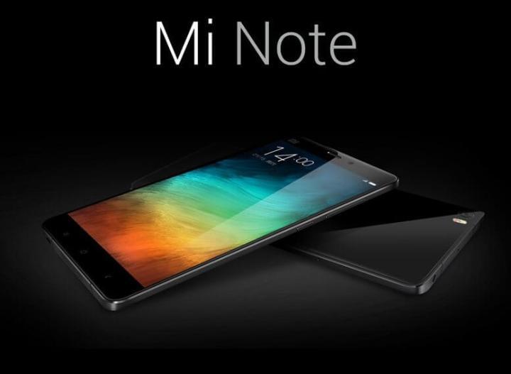 xiaomi mi note black 720x527 - Xiaomi Mi Note é um phablet de muito respeito