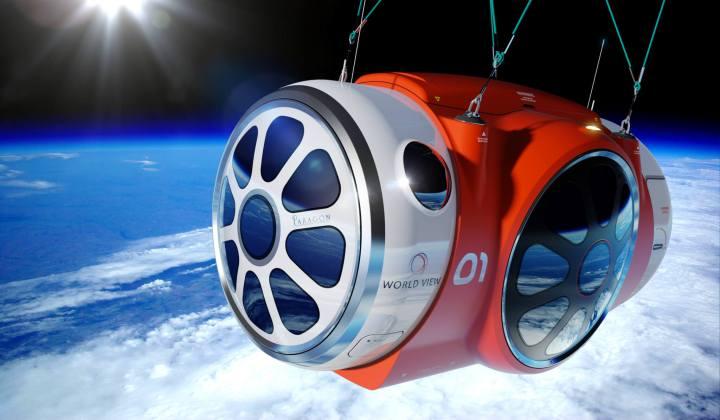 929852f103a942b95 720x420 - Já pensou em dar uma volta de balão no limite do espaço?