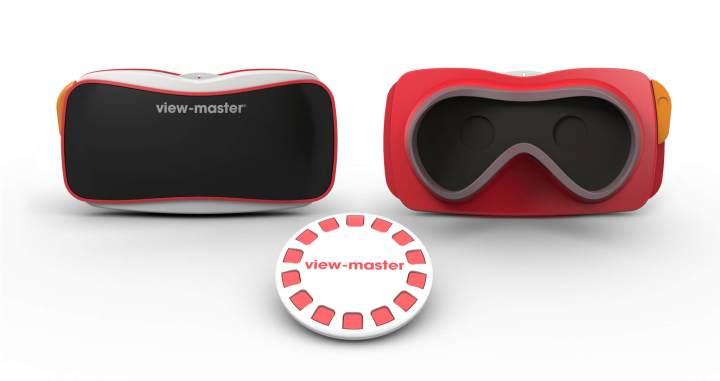 google mattel view master 720x381 - A realidade virtual que o Google quer trazer para nossos filhos