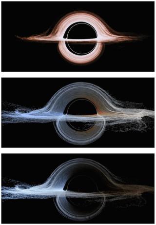 interestelar black hole - O buraco negro que Interestelar criou e não nos mostrou