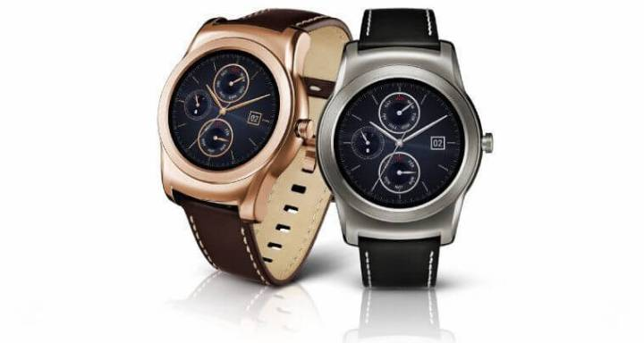 lg watch urbane gold and silver 720x384 - LG revela novo smartwatch: LG Watch Urbane