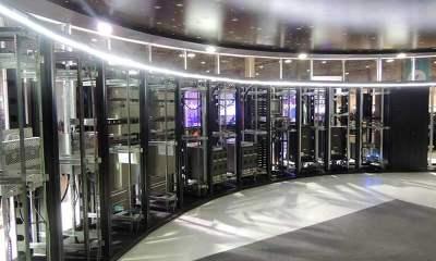 ovni1 - Campus Party oferece internet com velocidade de 50 Gbps