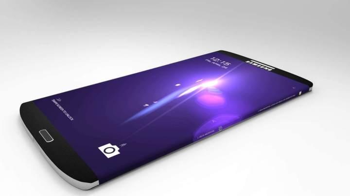 samsung galaxy s6 1 720x405 - Novo Galaxy S6 é apresentado em vídeos sem bordas e com acabamento em metal