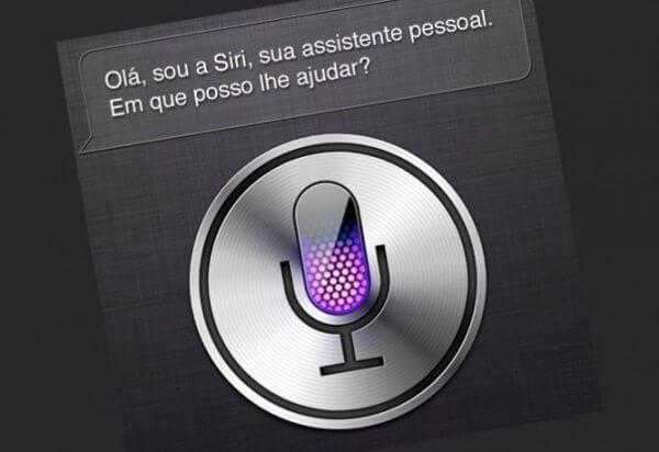siri - Siri, do iPhone, agora fala português