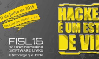 fisl16 - Fórum Internacional de Software Livre está com inscrições abertas (FISL16)