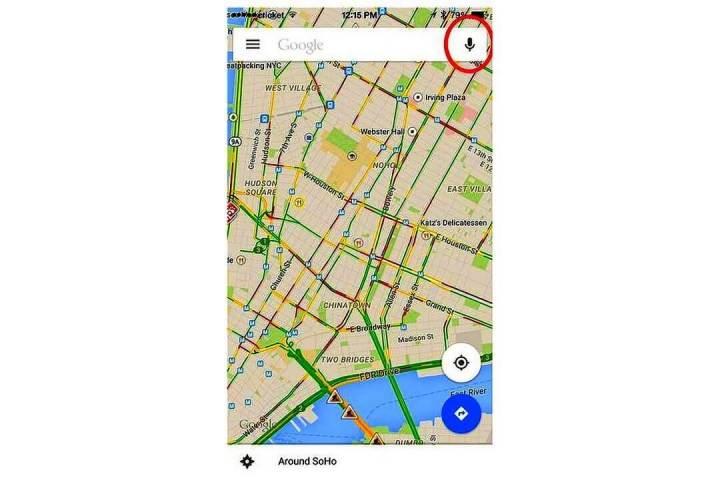 google 02 720x480 - Google Maps para iOS ganha 4 novos recursos
