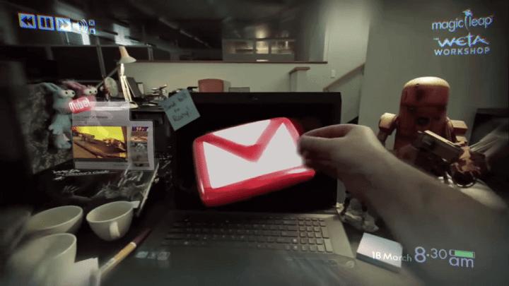 magicleapvideo 720x405 - Veja a magia de 500 milhões de dólares do Magic Leap em ação
