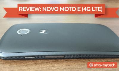 Novo Moto E - Showmetech Review (CAPA)