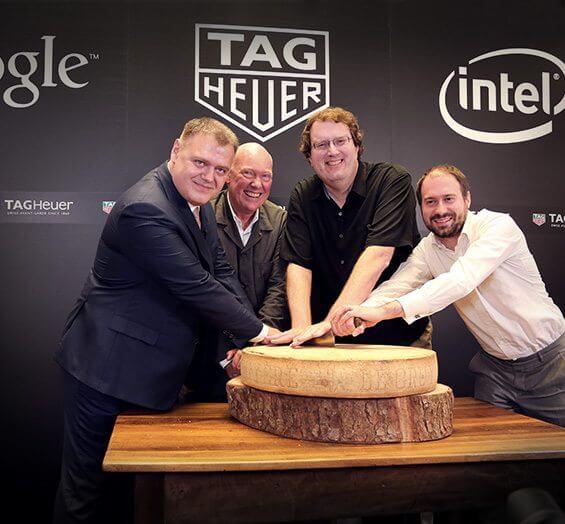 tagheuer2 - TAG Heuer, Intel e Google irão lançar smartwatch para competir com Apple