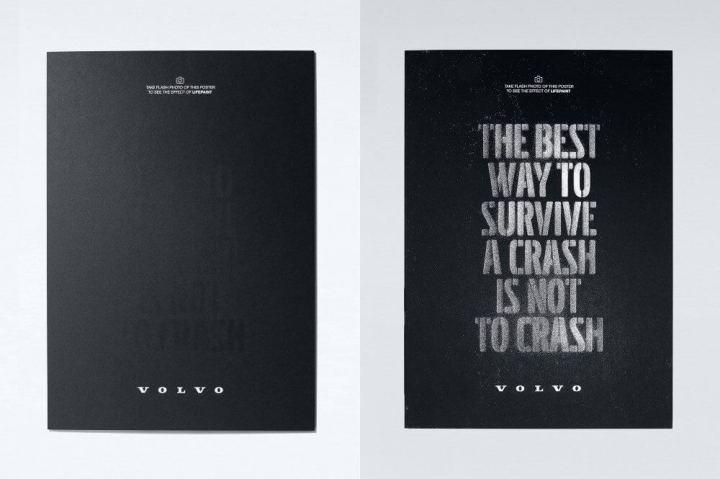 """""""A melhor maneira de sobreviver a um acidente é não se envolver em um."""" (tradução livre)"""