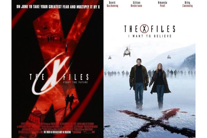 x files movies posters 720x480 - Eu posso acreditar! Confirmada nova temporada de Arquivo X