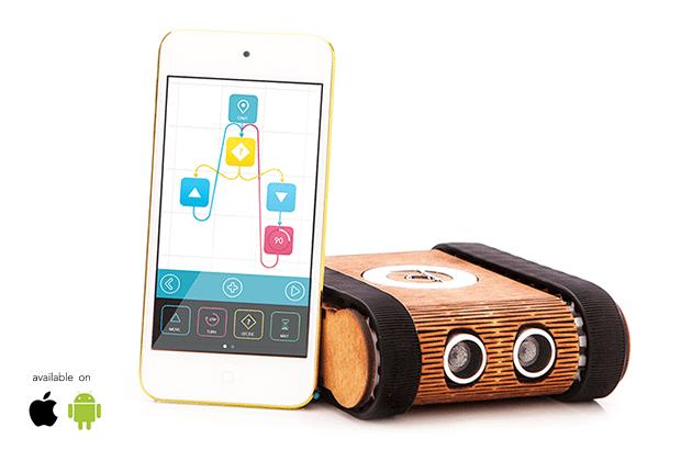 Robot-Codie-App