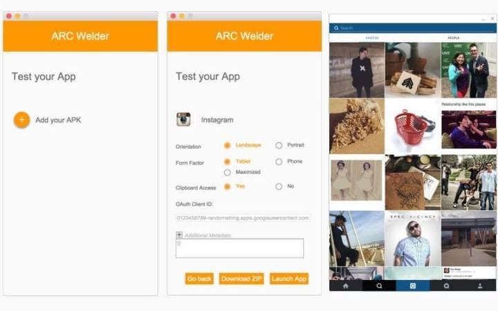 arc 720x450 - Agora é possível rodar apps do Android a partir do Chrome