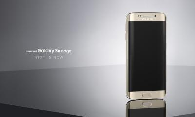 c s6 edge gold magazine 2plow - Samsung lança o Galaxy S6 e o S6 Edge no Brasil
