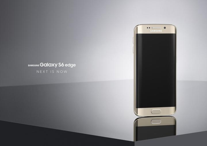 c s6 edge gold magazine 2plow 720x509 - Começam as vendas do Samsung Galaxy S6 e S6 Edge no exterior