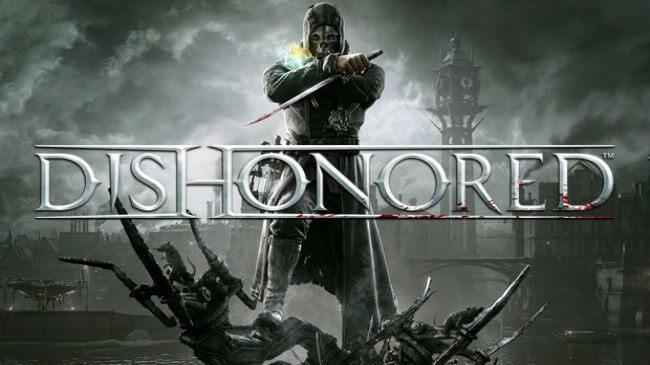 dishonored game - Confira os games da PSN Plus em Abril