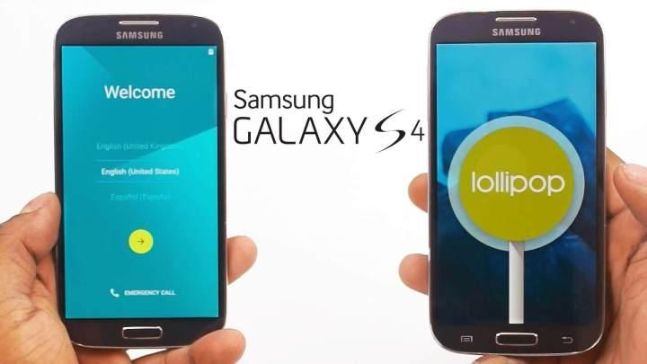 maxresdefault 720x405 - Doce vida! Galaxy S4 começa a receber atualização para o Lollipop