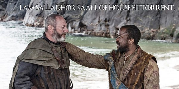 salladhor - Brasil reina nos downloads piratas de Game of Thrones