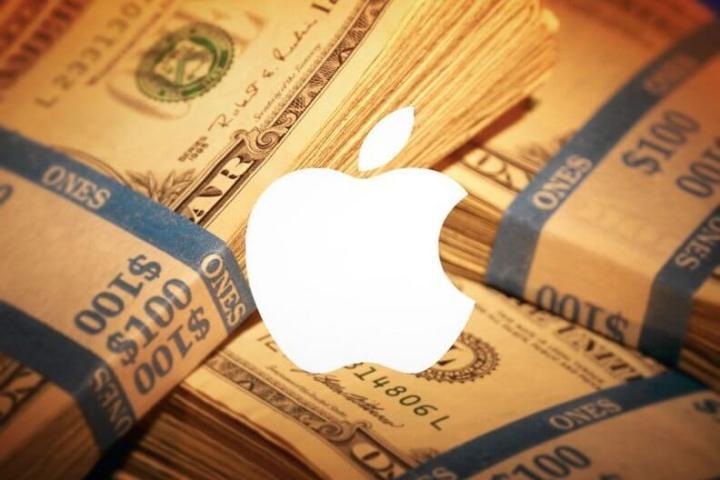 smt apple money white logo 720x480 - Apple vende mais de 61 milhões de iPhones em 3 meses