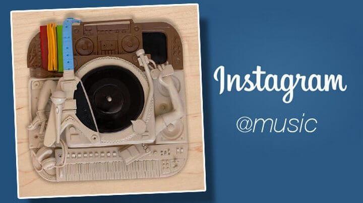 smt instagram music 720 720x403 - O Som ao Redor: Instagram lança a conta music para agregar sua vocação musical