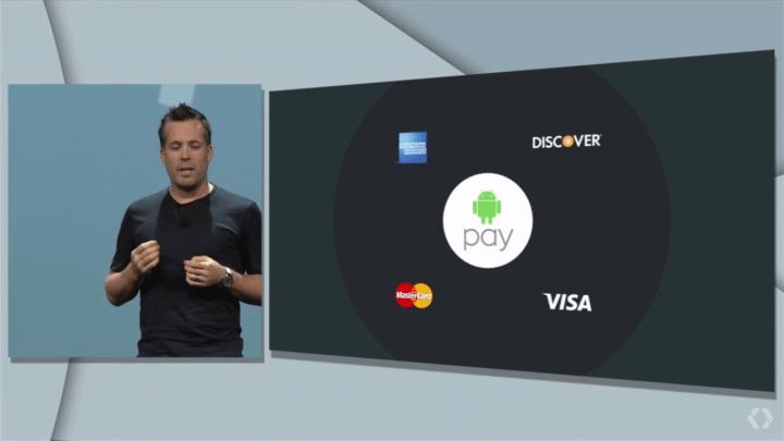 android pay 720x405 - Android M: confira as novidades do sucessor do Lollipop