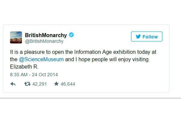 como acompanhar a familia real britanica no twitter 2 - Como acompanhar a família real britânica no Twitter