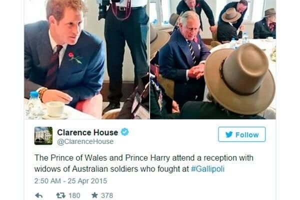 como acompanhar a familia real britanica no twitter 3 - Como acompanhar a família real britânica no Twitter