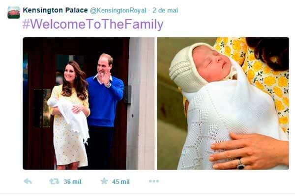 como acompanhar a familia real britanica no twitter - Como acompanhar a família real britânica no Twitter