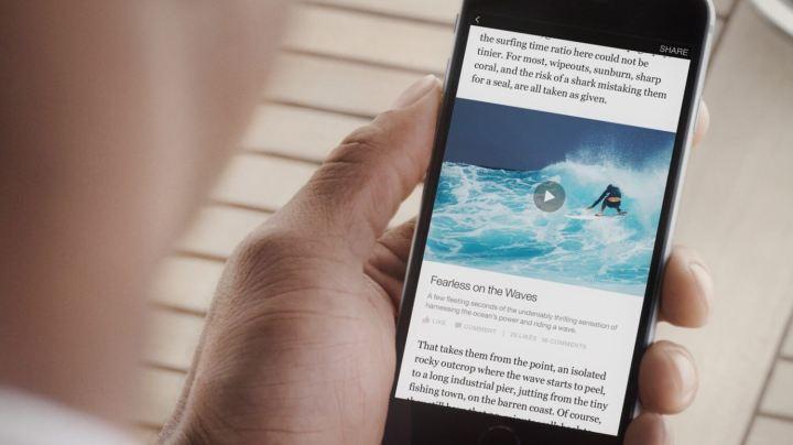 facebook instant articles 4 720x404 - Facebook começa a exibir matérias diretamente no feed de notícias