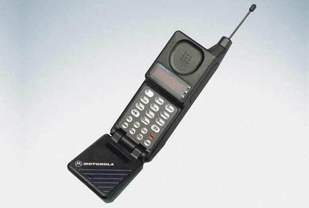 motorola pt 550 - Brasil: uma história contada por celulares