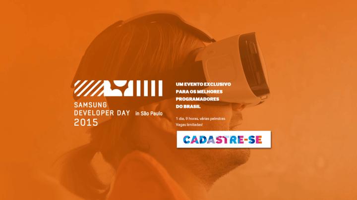 samsung developer day 2015 720x404 - Inscrições para o Samsung Developer Day 2015 estão abertas