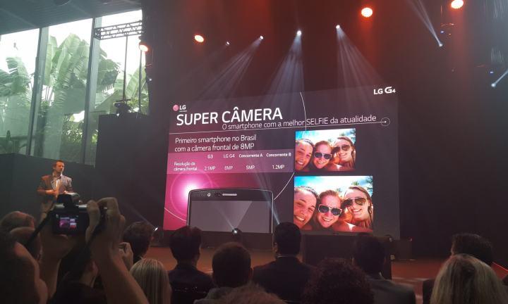 smt lgg4 supercam 720x432 - LG G4 chega ao Brasil com classe, preço e novos integrantes pra família