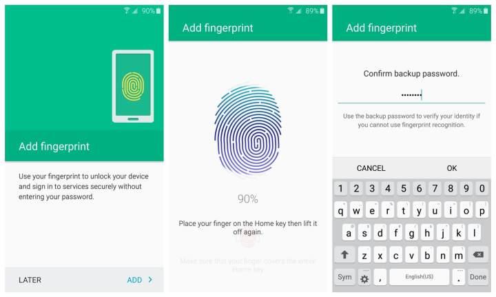 smt samsung galaxy s6 fingerprint setup 720x431 - Dicas para aproveitar seu Galaxy S6/S6 Edge ao máximo