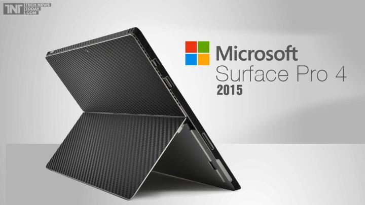 smt surface pro 4 comming 720x405 - Microsoft deve anunciar o novo Surface Pro 4 até o final do mês