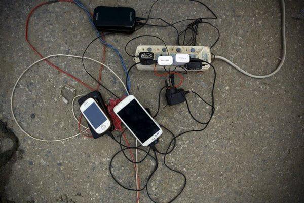 Já imaginou se ver livre de fios e cabos?