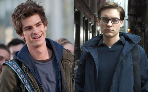 andrew garfield tobey maguire who the better spider man 1341345824 - Conheça Tom Holland, o novo Homem-Aranha da Marvel nos cinemas